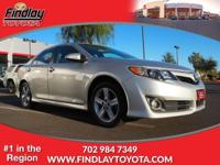 CARFAX 1-Owner. SE trim. FUEL EFFICIENT 35 MPG Hwy/25
