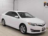 This outstanding example of a 2012 Toyota Camry SE is