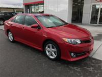 Options:  2012 Toyota Camry Se|Your Quest For A Gently