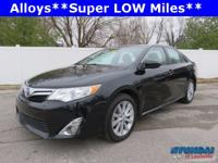 ***CLEAN CARFAX***XLE MODEL***GREAT