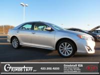 PREMIUM & KEY FEATURES ON THIS 2012 Toyota Camry