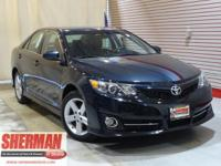 New Arrival! LOW MILES, This 2012 Toyota Camry LE will