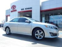 We are excited to offer this 2012 Toyota Camry. CARFAX