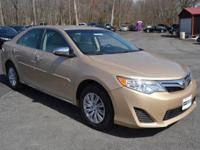 This 2012 Toyota Camry 4dr 4dr Sedan I4 Automatic LE