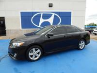 We are excited to offer this 2012 Toyota Camry. How to