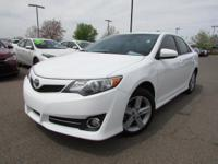 Options:  2012 Toyota Camry Se|Se 4Dr Sedan|Epa 35 Mpg