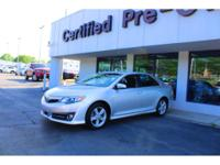 Options:  2012 Toyota Camry|Familiarize Yourself With