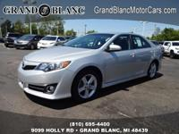 You don't want to miss this 2012 Camry SE, very clean