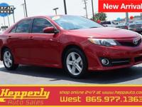 Clean CARFAX. CARFAX One-Owner. This 2012 Toyota Camry