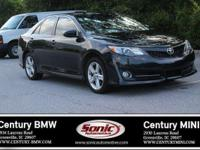 1 Owner, Clean Carfax! This 2012 Toyota Camry SE is