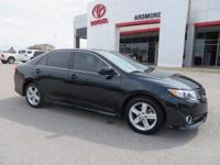 Recent Arrival! 2012 Toyota Camry Cloth. Priced below