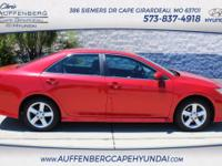 This loaded off lease Camry has everything you need. It