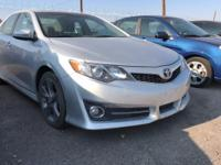 Options:  2012 Toyota Camry|This Sedan Has Less Than