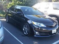 Options:  2012 Toyota Camry Se|7.5J X 18 Alloy