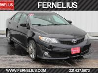 Check out this gently-used 2012 Toyota Camry we