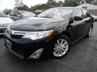 SUPER SHARP AND LOADED CAMRY !!! XLE MODEL WITH ALL THE