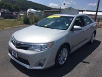 Camry XLE, 3.5L V6 SMPI DOHC, and 6-Speed Automatic. So