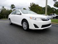 2012 TOYOTA CAMRY SEDAN 4 DOOR 4dr Sdn LE (Natl) Our