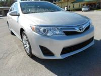 2012 TOYOTA CAMRY SEDAN 4 DOOR Our Location is: Mike