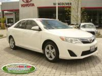 EPA 35 MPG Hwy/25 MPG City! CARFAX 1-Owner, Toyota