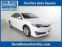 2012 TOYOTA Camry Sedan 4dr Sdn I4 Auto SE Our Location
