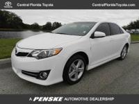 2012 Toyota Camry Sedan 4dr Sdn I4 Auto SE Sedan Our