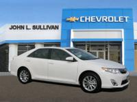 2012 Toyota Camry Sedan Our Location is: John L