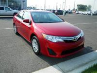 New Inventory.. This Barcelona Red Toyota CERTIFIED**