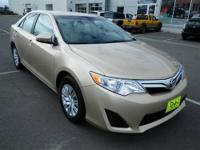 New Arrival* This Gold Toyota CERTIFIED!! 2012 Toyota