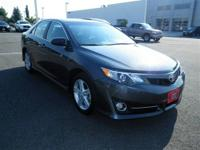 Just Arrived.. This Gray Toyota CERTIFIED!! 2012 Toyota
