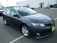 New Inventory... This Gray Toyota CERTIFIED. 2012