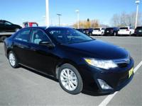 This Gray Toyota CERTIFIED* 2012 Toyota Camry is