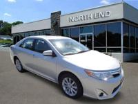 North End is pleased to present this 2012 Toyota Camry