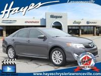 One of the best sedans on the road. 2012 Toyota Camry