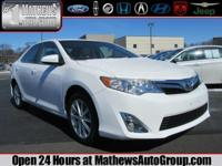 """A VERY CLEAN, LUXURY CAMRY XLE!! HERE IS A ONE"
