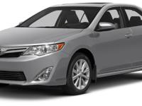 This 2012 Camry is for Toyota fans who are looking for