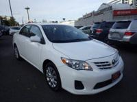 2012 Toyota Corolla 4dr Car Our Location is: Toyota Of