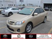 Look at this 2013 Toyota Corolla 4dr Sdn Auto L. It has