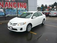 You can find this 2012 Toyota Corolla LE and lots of