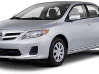 2012 Toyota Corolla L For Sale.Features:Front Wheel