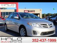 2012 TOYOTA COROLLA LE AUTOMATIC AND POWER PACKAGE
