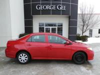 *This 2012 Toyota Corolla L will sell fast Oil Changed,