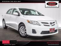 Options:  2012 Toyota Corolla Le|Abs Brakes|Electronic