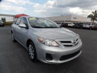 4 Cylinder  Options:  4-Speed Automatic 2012 Toyota