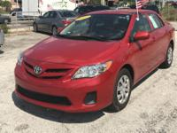 2012 Toyota Corolla S 4-Speed AT     Price: