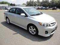 North End is proud to provide this 2012 Toyota Corolla
