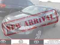 Come see this 2012 Toyota Corolla S. Its transmission