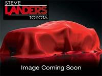 Toyota Certified, LE, Front Bucket Seats, Front Center