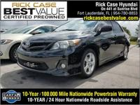 Not a rental, clean carfax, and local trade. ABS
