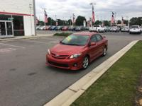 This 2012 Toyota Corolla L is offered to you for sale
